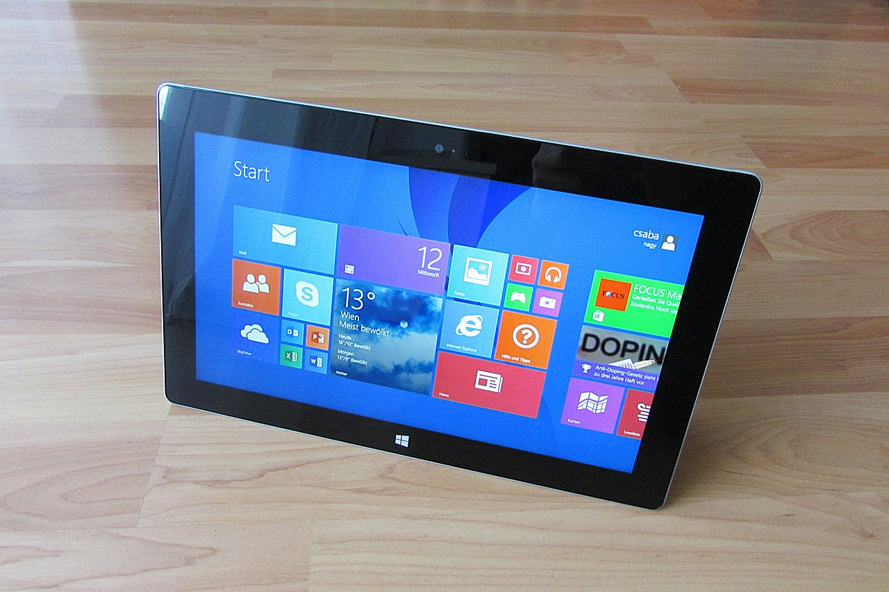 Windows 8 First Impressions